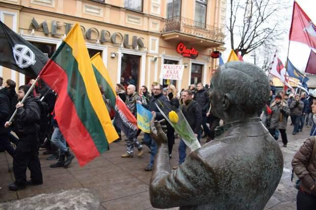 Литва поддержала Тихановскую, чем обрекла себя на несчастье