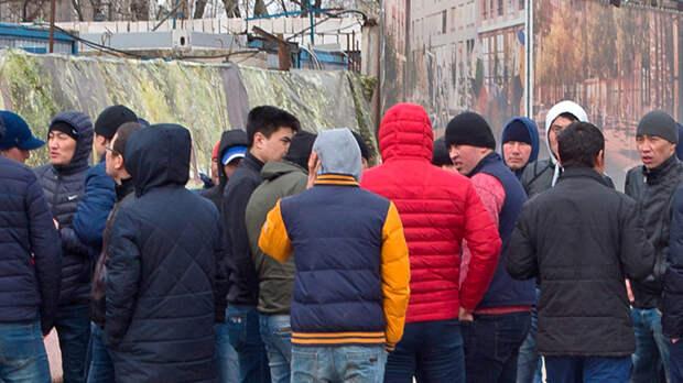 Если б они по мигрантам так работали! Полиция – против антимигрантских настроений в Путилково