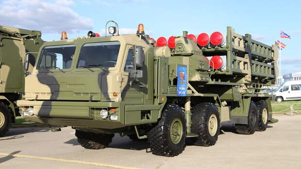 Эксперты оценили способность дивизиона С-350 «Витязь» сокрушить любого врага