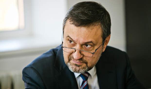 Вице-губернатор Игорь Сухарев подтвердил, что снимает свою кандидатуру свыборов