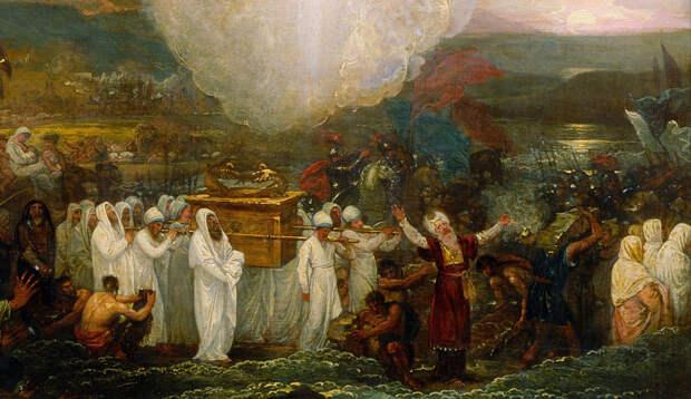JOSHUA 3:1-17. Sermon 4. Crossing the Jordan – Covenant Orthodox  Presbyterian Church