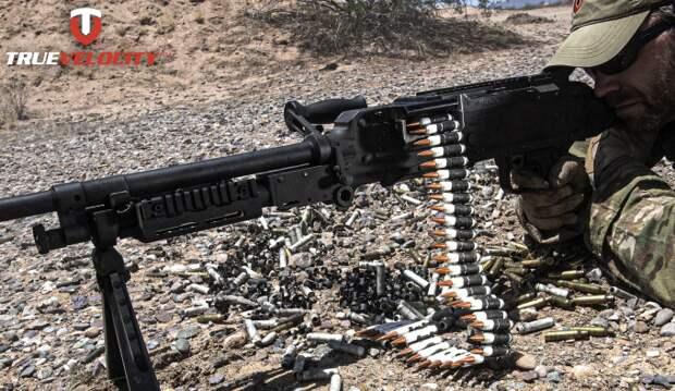 Гибридные патроны True Velocity 6,8 TVCM в старом оружии