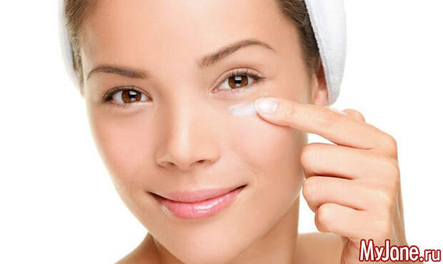 9 правил ухода за кожей вокруг глаз