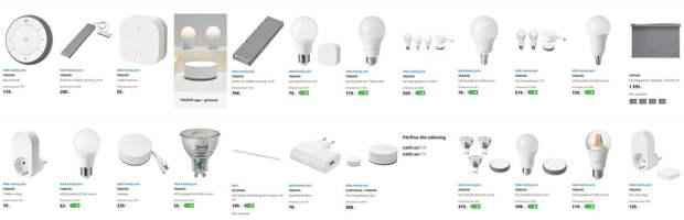 Светодиодные лампы TRÅDFRI и умный дом Xiaomi