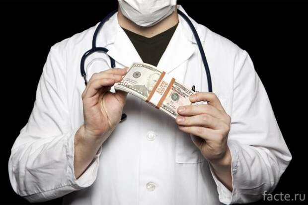 медицинские мошенники