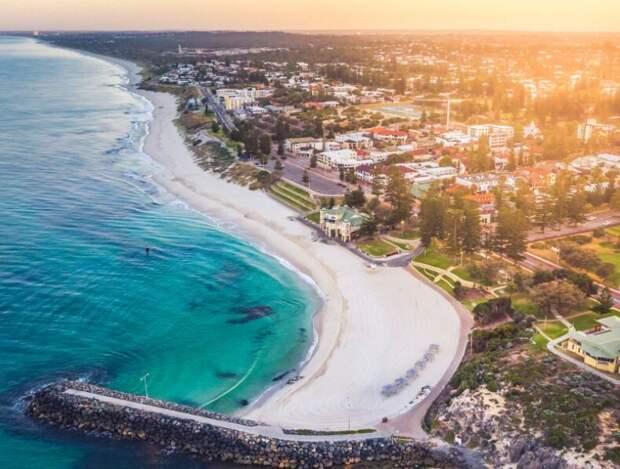 На пляжах Австралии купаются только глупцы. Что так пугает людей