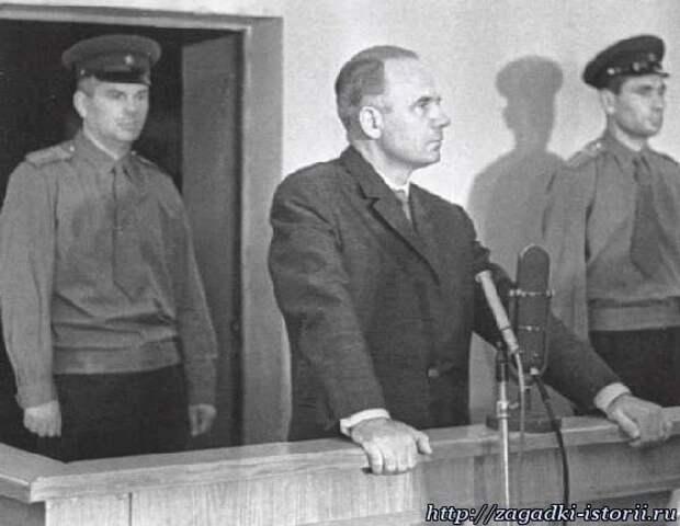 Суд над Пеньковским