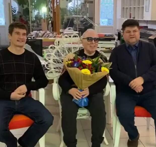 Вячеслав Зайцев готовится с размахом отпраздновать день рождения на фоне разговоров о болезни