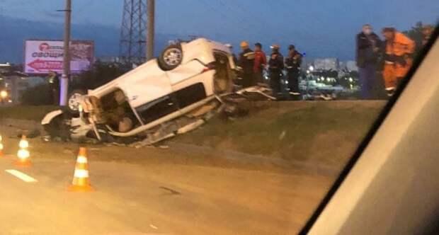 Молодой водитель погиб в Севастополе ранним утром