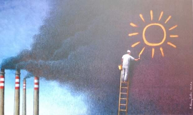 20 иллюстраций, подтверждающих, что мир сошел с ума