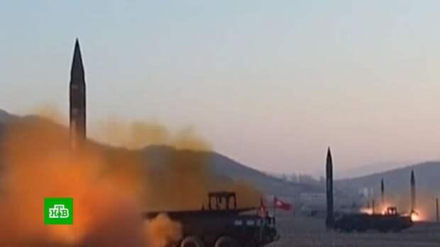 США и Южная Корея готовы сдерживать КНДР с помощью ядерного арсенала