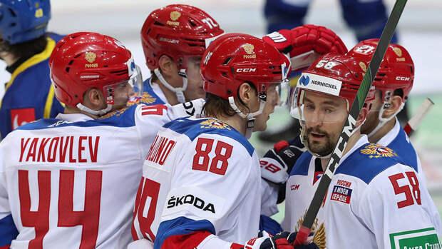 Россия установила исторический рекорд подлительности победной серии наЕвротуре
