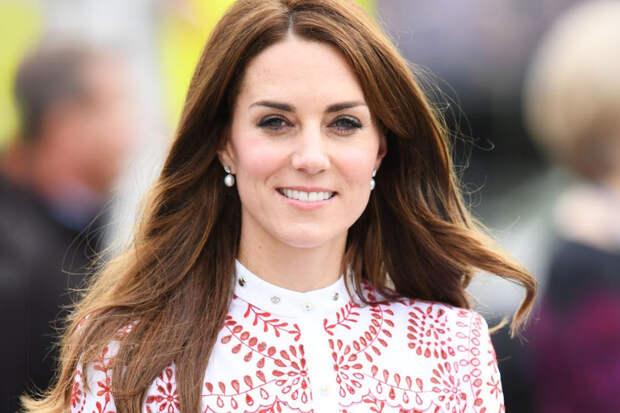 Супруга принца Уильяма потратила 10 млн рублей на одежду за год