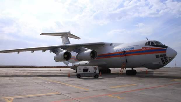 Спецборт МЧС с пострадавшими при стрельбе в Казани вылетел в Москву