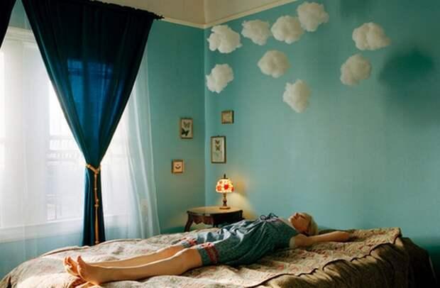 Комнатные облачка