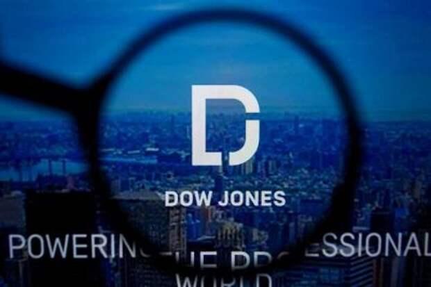 Dow Jones усиливается хайтеком