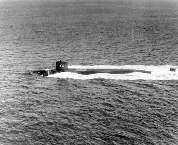 ВМС США раскрывают отчет расследования гибели USS Thresher (SSN-593)
