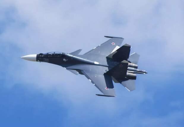 Майор ВВС объяснил развернувший французов «жест» российского Су-30
