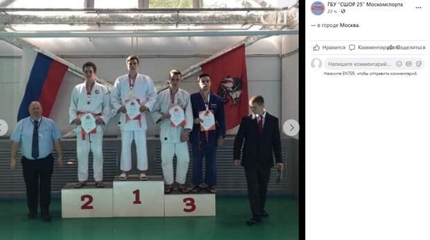 Дзюдоисты с Вятской заняли первые места на турнире