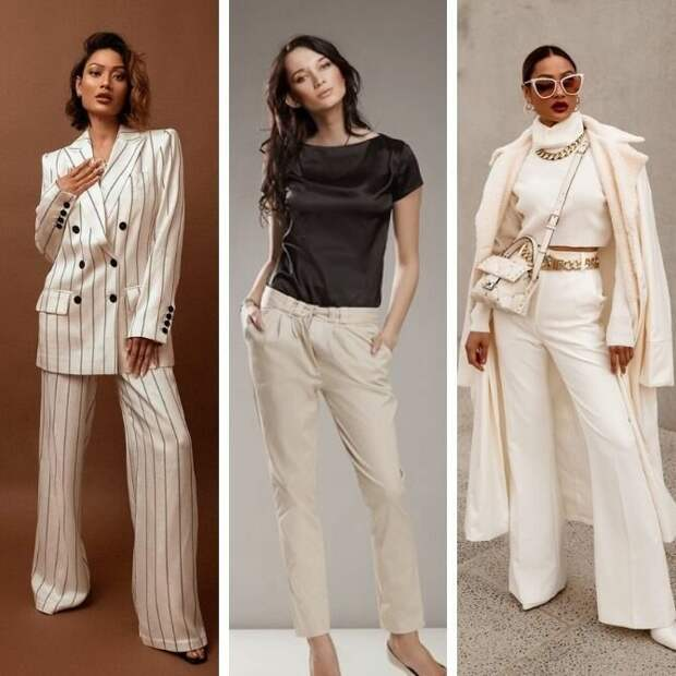 Советы, как выбрать идеальные брюки