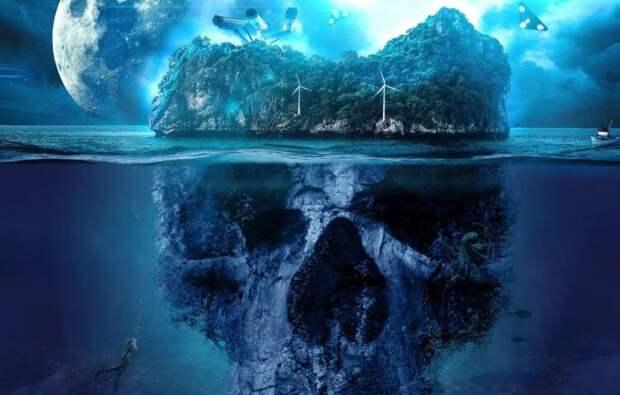 Самые опасные острова Земли