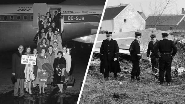 Страшная трагедия: как разбился самолет с лучшими фигуристами США