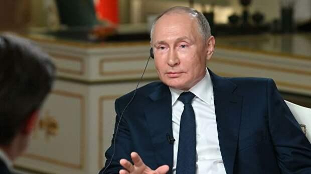Путин рассказал, кто мешает России