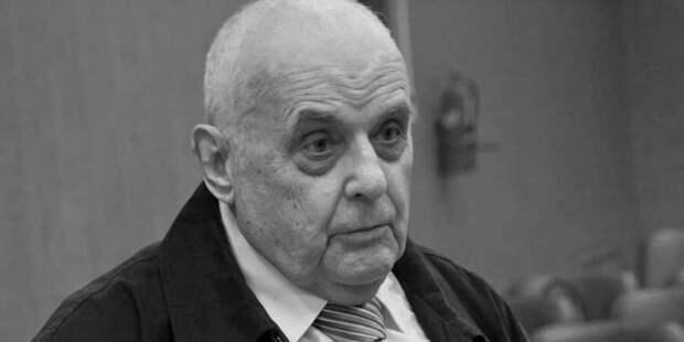 Умер экс-губернатор Альберт Кривченко
