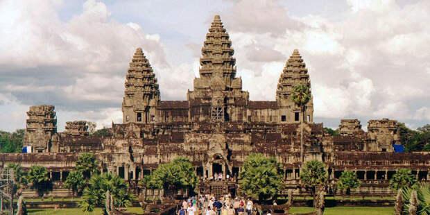 Канадские ученые подсчитали население древней столицы Камбоджи