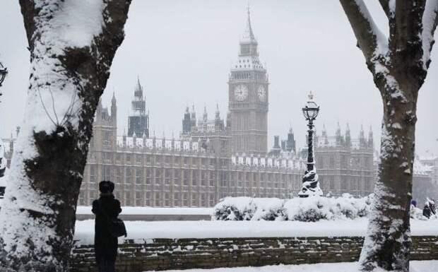 Британию лихорадит от угрозы введения норм на потребление российского газа
