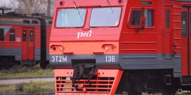 Из-за капремонта изменится расписание  поездов Белорусского направления МЖД