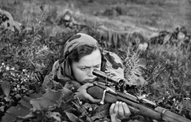 Неписаные правила стрелков: кого снайперы не трогали в Великую Отечественную