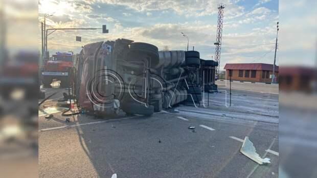 Белорусский МИД прокомментировал ДТП с микроавтобусом в Смоленской области