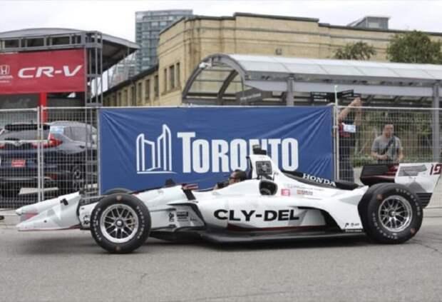 Этап IndyCar в Канаде отменён из-за пандемии коронавируса