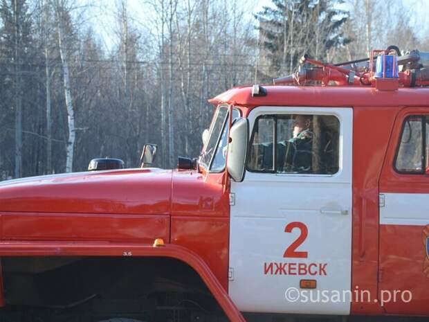 Возгорание в первой РКБ Ижевска, продажа алкоголя на футбольных матчах и пандособаки: что произошло минувшей ночью