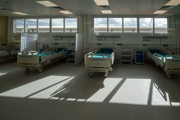 Количество коек для лечения пациентов с коронавирусом планируют увеличить до 24 тысяч