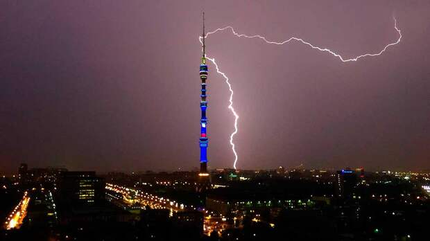 Жара ослабеет: москвичей предупредили о дождях и грозах