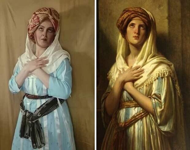 "25. Ян Адам Круземан ""Проданная невеста"" (1850)"