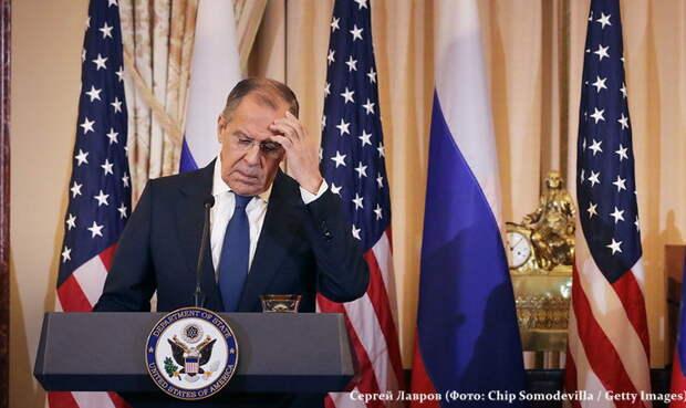 Кремль разрешил Лаврову использовать «любой лексикон» по отношению к США