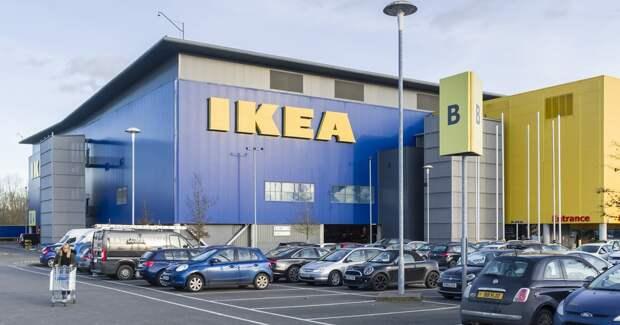 IKEA начала доставлять продукты с помощью «СберМаркета»