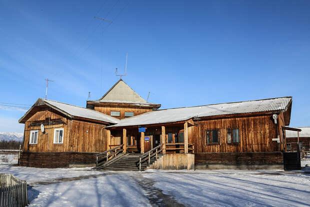 12 деревянных аэропортов России, которые все еще работают