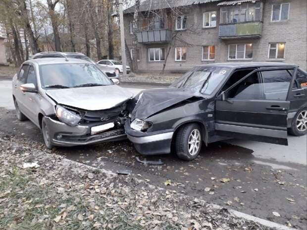 Не нужно думать, что бюджетные авто не бьют вообще. |Фото: autoberdsk.ru.