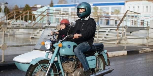 В Коломне появилась экскурсия на советском мотоцикле