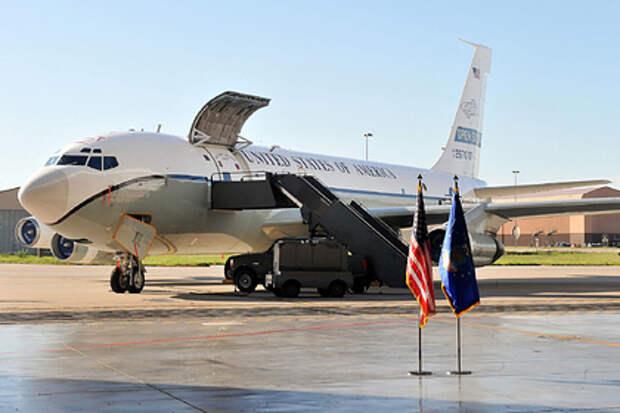 США пустят на металлолом использовавшиеся для наблюдения за Россией самолеты