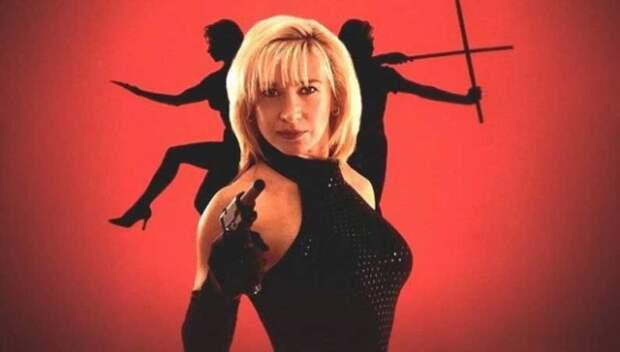 Синтия Ротрок — королева жанра экшн в кино 1990-х годов