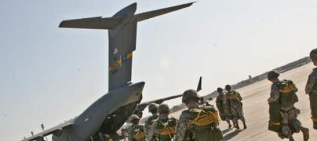 Пентагон вывез своих сотрудников из Израиля