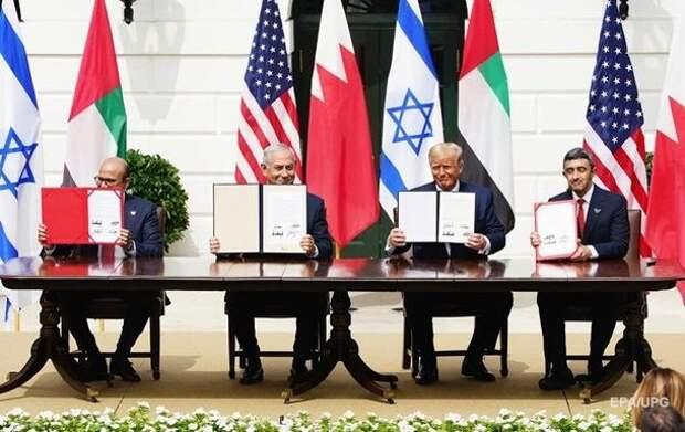 Трамп предрек мир Израиля с Саудовской Аравией