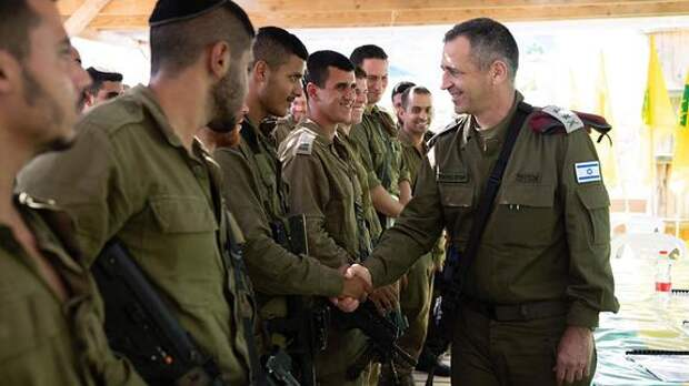ЦАХАЛ готовится к вторжению в Газу