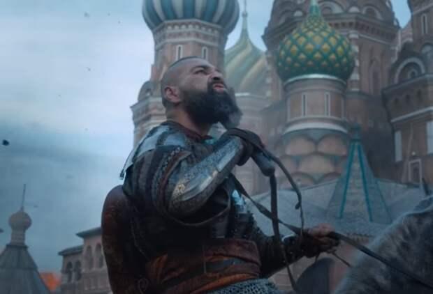"""Кадр из сериала """"Грозный"""""""