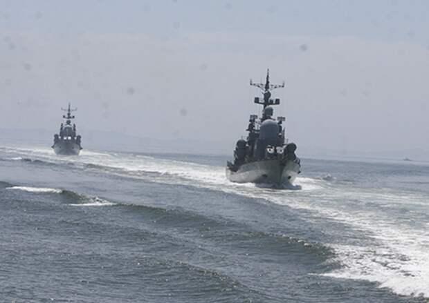 Упреждающий ракетный удар покораблям противника готовит Тихоокеанский флот
